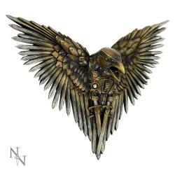 Dekorace na zeď -  Blade Raven