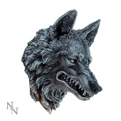 Dekorace na zeď -  Wolf