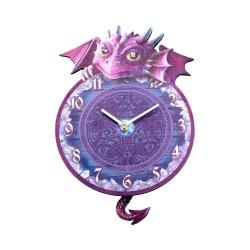Nástěnné Hodiny - Dragon' Tickin'