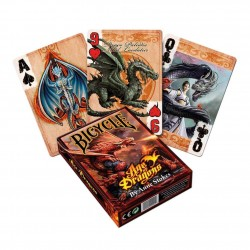 Hrací karty - Age Of Dragons