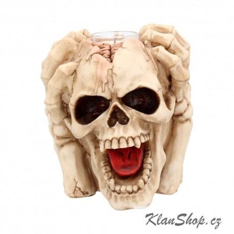 Dekorační Svícen - Splitting Headache