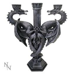 Dekorační Svícen - Dragon's Altar