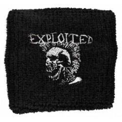 Potítko The Exploited - Mohican Skull
