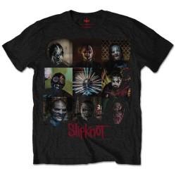 Pánské tričko Slipknot - Blocks