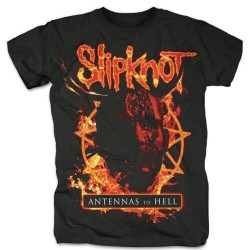 Pánské tričko Slipknot - Antennas To Hell