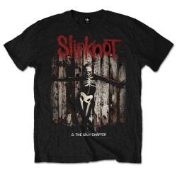 Pánské tričko Slipknot - The Gray Chapter