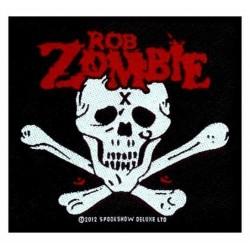 Nášivka Rob Zombie - Dead Return