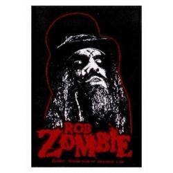 Nášivka Rob Zombie - Portrait