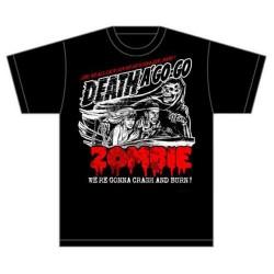 Pánské tričko Rob Zombie - Zombie Crash