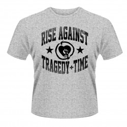 Pánské tričko Rise Against - Tragedy Time