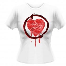 Dámské tričko Rise Against - Rough Heart