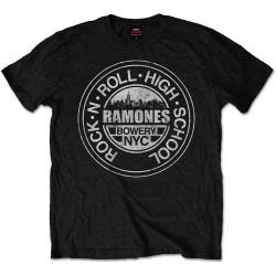 Pánské tričko Ramones - Rock N' Roll High School