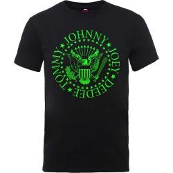 Pánské tričko Ramones - Green Seal
