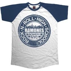 Pánské tričko Ramones - Bowery NYC