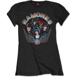 Dámské tričko Ramones - Wings