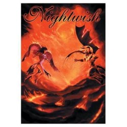 Vlajka Nightwish - Angel And Evil