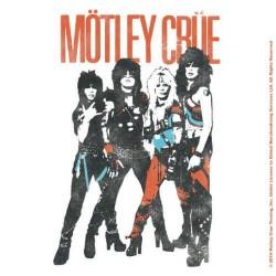 Podtácek Motley Crue - Vintage World Tour