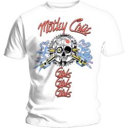 Pánské tričko Motley Crue - Spark Plug 666