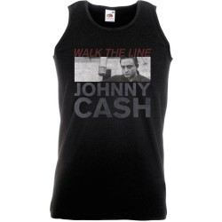 Pánské tílko Johnny Cash - Studio