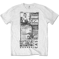 Pánské tričko Johnny Cash - Fabulous Show