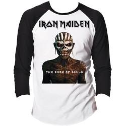 Tričko s dlouhým rukávem Iron Maiden - Book Of Souls