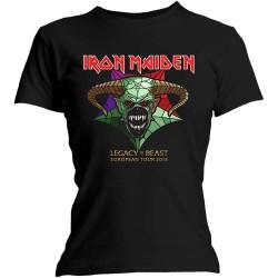 Dámské tričko Iron Maiden - Legacy Of The Beast