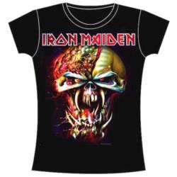 Dámské tričko Iron Maiden - Final Frontier