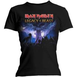Dámské tričko Iron Maiden - Legacy Army