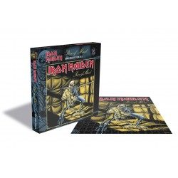 Puzzle Iron Maiden - Piece Of Mind