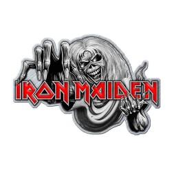 Přípínáček Iron Maiden - Number Of The Beast