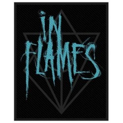 Nášivka In Flames - Scratched