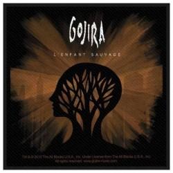 Nášivka Gojira - L'enfant Sauvage