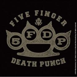 Podtácek Five Finger Death Punch - Brass Knuckle