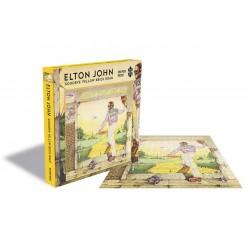 Puzzle Elton John - Goodbye Yellow Brick Road