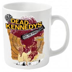 Hrnek Dead Kennedys - Kill The Poor