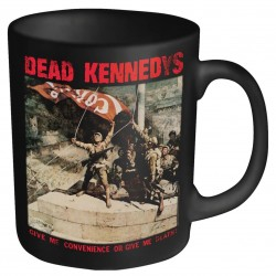 Hrnek Dead Kennedys - Convenience Or Death