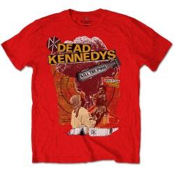 Tričko Dead Kennedys - Kill The Poor