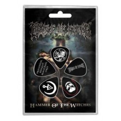 Trsátka Cradle Of Filth - Hammer Of Witches