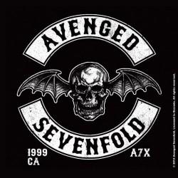Podtácek Avenged Sevenfold - Death Bat Crest