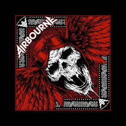 Šátek (Bandana) Airbourne - Winged Skull