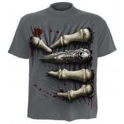 Pánské tričko Spiral Direct - Death Grip