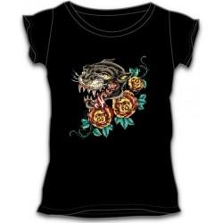 Dámské tričko - Panther