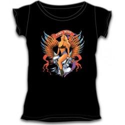 Dámské tričko - Too Hot