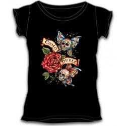 Dámské tričko - Como Duele