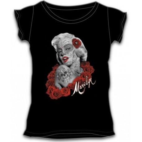 Dámské tričko - Marilyn Monroe - KlanShop 6e9b630ced