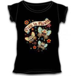 Dámské tričko - Viva La Fiesta