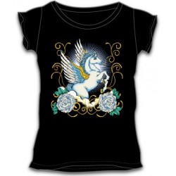 Dámské tričko - Pegas