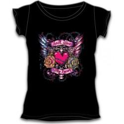 Dámské tričko - Look After My Heart
