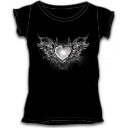 Dámské tričko - Winged Heart