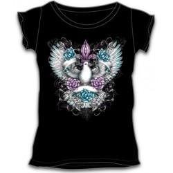 Dámské tričko - White Dove